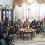 دیدار استاندار محترم با خانواده شهید عباسعلی صفی