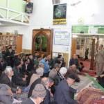 حضور استاندار محترم در مسجد ولی عصر(عج) شهرستان سرخه و سخنرانی برای نماز گزاران