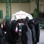 تشکیل ایستگاه سلامت در مصلای نماز جمعه شهرستان سرخه
