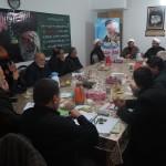 تشکیل جلسه ستاد ارتحال پیامبر اعظم (ص) شهرستان سرخه