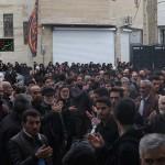 تجمع بزرگ عاشوراییان شهرستان سرخه در روز اربعین