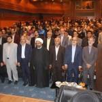 پاسداشت حماسه حضور مردم شهرستان سرخه در انتخابات