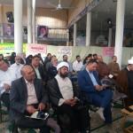 تشکیل اولین جلسه قرارگاه فرهنگی ستاد نماز جمعه شهرستان سرخه