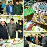 افتتاح نمایشگاه انقلاب با محوریت بهداشت خانواده با حضور امام جمعه محترم