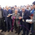 افتتاح پروژه های عمرانی و تولیدی در شهرستان سرخه