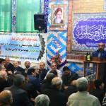 برگزاری دعای ندبه صبح جمعه در شهرستان سرخه با حضور استاندار محترم