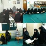 بازدید امام جمعه محترم از کلاس های قرانی در شهرستان سرخه