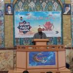 اقامه نماز عید سعید فطر در شهرستان سرخه