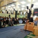 مراسم عزاداری هیئات مذهبی افاغنه مقیم شهرستان سرخه در روز اربعین