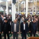 خطبه های نماز جمعه شهرستان سرخه ۳ اذر ۹۶ به امامت حاج شیخ محمود نطنزی