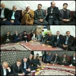 تقدیر از دست اندرکاران موکب پذیرایی مردم شهرستان سرخه در مرز مهران