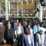خطبه های نماز جمعه شهرستان سرخه ۱۷ اذر ۹۶
