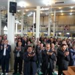 خطبه های نماز جمعه شهرستان سرخه ۱ دی ۹۶ به امامت امام جمعه محترم