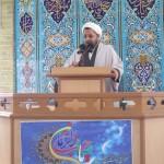خطبه های نماز جمعه شهرستان سرخه ۲۲ دی ۹۶ به امامت امام جمعه محترم