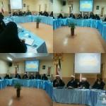 گردهمایی مدیران حوزوی خواهران استان سمنان با حضور امام جمعه محترم