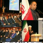 حضور استاندار معزز استان سمنان در شهرستان سرخه و شرکت در جلسه شورای اداری
