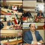 جلسه هماهنگی راهپیمایی ۲۲ بهمن در شهرستان سرخه