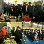 افتتاح اولین نمایشگاه توانمندی بانوان شهرستان سرخه