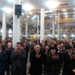 خطبه های نماز جمعه شهرستان سرخه ۲۷ بهمن ۹۶ به امامت امام جمعه محترم