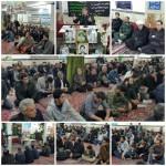 برگزاری مراسم یادواره شهدای روستای اسداباد شهرستان سرخه