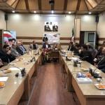 جلسه مجمع توسعه و ابادانی شهرستان سرخه