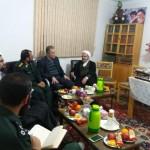 جلسه هماهنگی یادواره شهدای روحانی در شهرستان سرخه