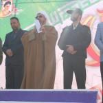 سخنرانی امام جمعه محترم در راهپیمایی ۲۲ بهمن ۹۶ شهرستان سرخه