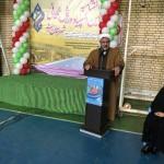 مراسم اختتامیه اولین المپیاد ورزش همگانی در شهرستان سرخه