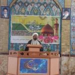 خطبه های نماز جمعه شهرستان سرخه دهم فروردین ۹۷