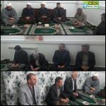 جلسه تودیع و معارفه رئیس کمیته امداد امام شهرستان سرخه