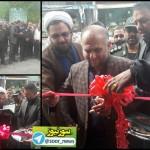 افتتاح دفتر پلیس +۱۰ شهرستان سرخه
