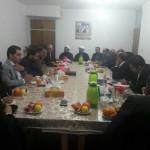 جلسه مجمع توسعه و آبادانی شهرستان سرخه