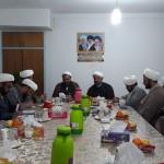 تشکیل جلسه مجمع علمای شهرستان سرخه