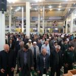 خطبه های نماز جمعه شهرستان سرخه ۳۱ فروردین ۹۷
