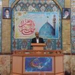 سخنرانی رئیس محترم شورای اسلامی شهر سرخه در نماز جمعه به مناسبت روز شوراها