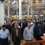 خطبه های نماز جمعه شهرستان سرخه ۷ اردیبهشت ۹۷