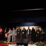 مراسم بزرگداشت مقام معلم در شهرستان سرخه
