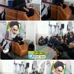 مراسم گرامیداشت سالروز رحلت امام خمینی (ره) در شهرستان سرخه