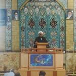 خطبه های نماز جمعه شهرستان سرخه اول تیرماه ۹۷
