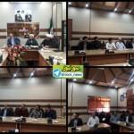 جلسه کمیسیون حقوقی شورای اسلامی شهرسرخه
