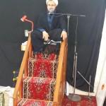مراسم سالروز شهادت امام جعفر صادق (ع) در شهرستان سرخه
