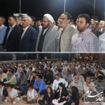 برگزاری یادواره شهدای روستای اروانه شهرستان سرخه