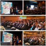 مراسم تجلیل از خبرنگاران شهرستان سرخه با حضور معاون محترم وزیر کشور