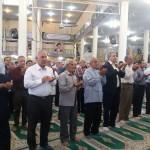 نماز با شکوه عید سعید قربان در شهرستان سرخه
