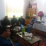 جلسه برنامه ریزی نکوداشت آیت الله اختری در شهرستان سرخه