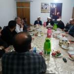 جلسه ستاد ارتحال پیامبر اعظم (ص) در شهرستان سرخه