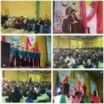 جشن میلاد پیامبر اعظم (ص) در شهرستان سرخه