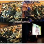 مراسم گرامیداشت شهدای عملیات کربلای ۵ در شهرستان سرخه