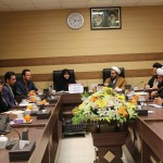 جلسه کمیته همکاری آموزش و پرورش و حوزه های علمیه شهرستان سرخه