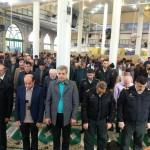 خطبه های نماز جمعه شهرستان سرخه ۱۲ بهمن ۹۷